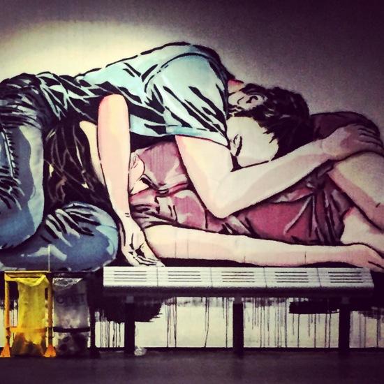 street art paris, expo paris