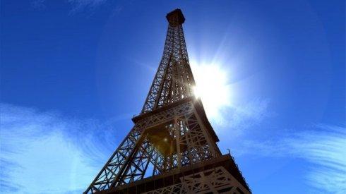 Paris soleil